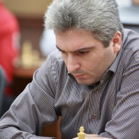 Vladimir Akopian: the first day I played very strange way
