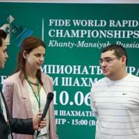 Сергей Мовсесян: Она пересчитала меня в какой-то момент