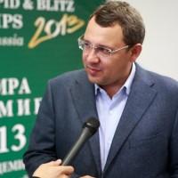 Василий Филипенко: После крупных шахматных турниров мы наблюдаем всплеск интереса к этому виду спорта в Югре