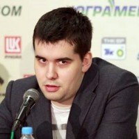 Press-conference with Ian Nepomnyashiy