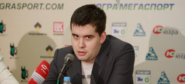 Yan Nepomniachtchi: Today I did not repeat my mistake
