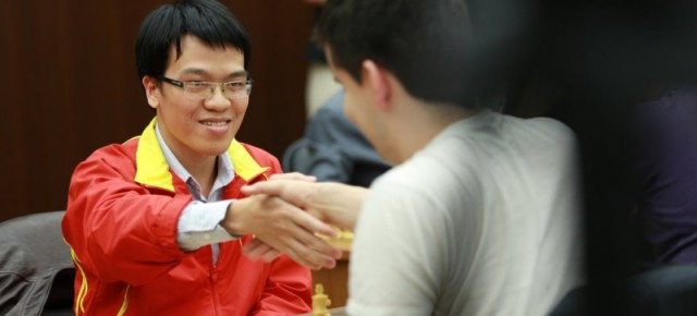 Le Quang Liem is the World Blitz Chess Champion!