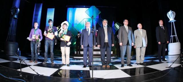 В столице Югры завершились мировые чемпионаты по быстрым шахматам и блицу