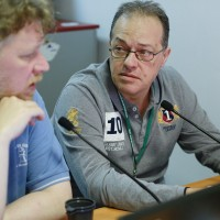 GM Efstratios Grivas comments the most interesting games of the WRCC 2013