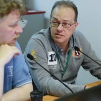 Гроссмейстер Эфстратиос Гривас комментирует наиболее интересные партии третьего игрового дня Чемпионата мира по быстрым шахматам