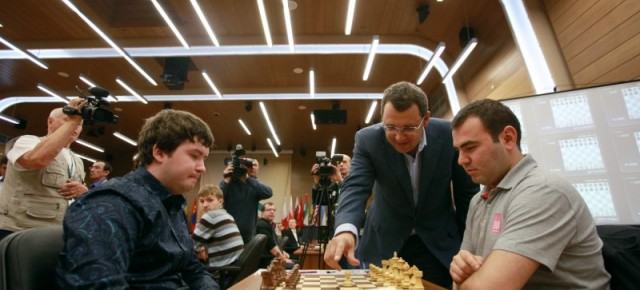 The World Blitz Championship started in Khanty-Mansiysk
